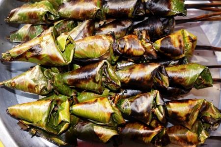 sata: Sata traditional food Stock Photo