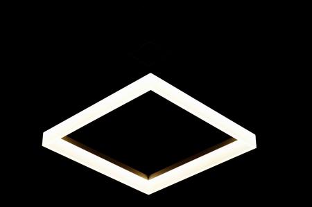 subjective: simple design of lamp Stock Photo