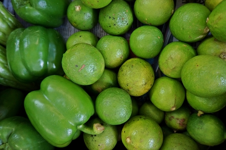 chillies: chillies vs lime