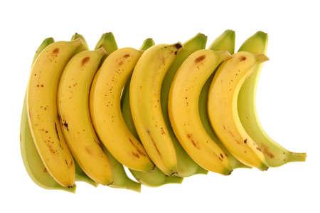 ripe banana in order