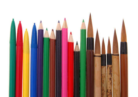 many kinds of pens