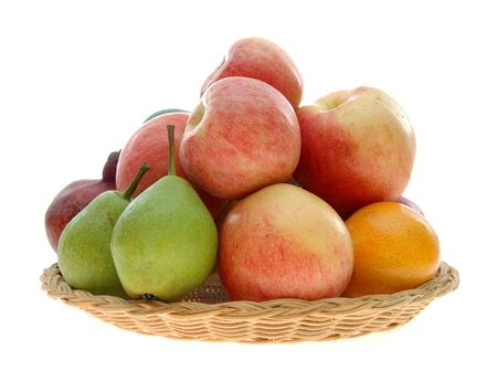 dish of fruit