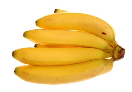 bunch of banana Stok Fotoğraf