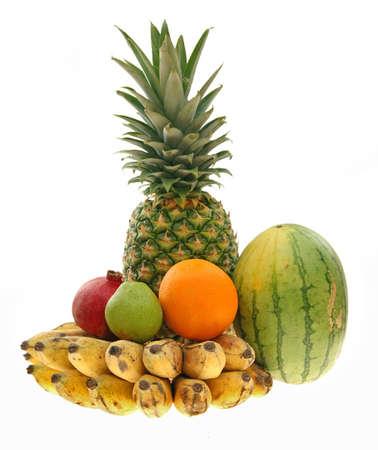 fruits decoration Stok Fotoğraf