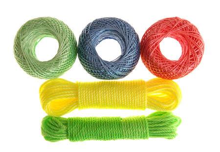 rolls of cords