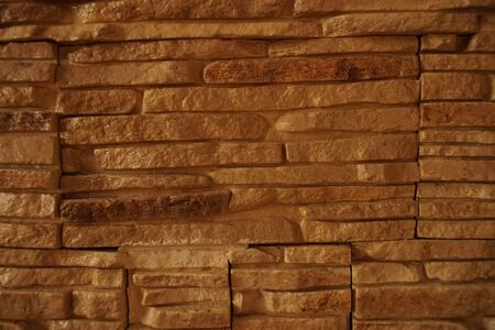 background masonry decorative stone for the fireplace