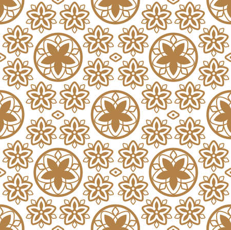 Chinese seamless pattern, endless texture for wallpaper, Chinese porcelain, Japanese kimono