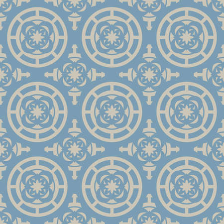 Baroque style continuous seamless background, used for wallpaper, pattern texture, tile, web page background, surface texture, fabric texture