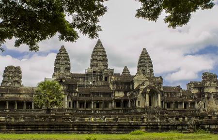 angkor wat: Angkor Wat (or Angkor Wat)