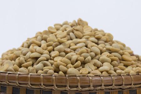 Coffee beans , cherries  photo