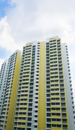 New Singapore government appartments  Editorial
