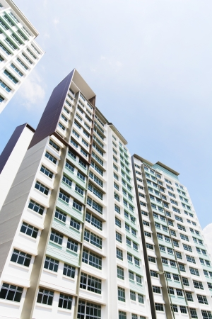 hdb: New Singapore government appartments Editorial