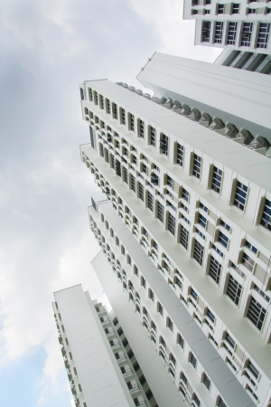 New Singapore government appartments Stock Photo - 20449547