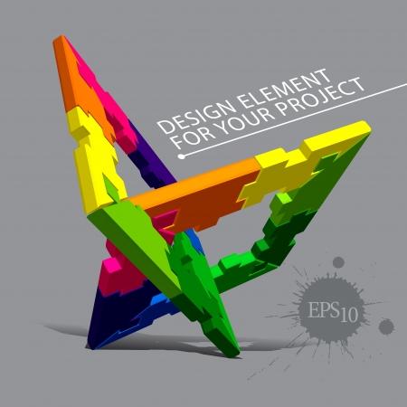 ingenieurs: Puzzle element voor uw project