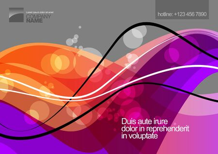 abstract background design Stock Vector - 13751244