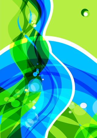 abstract background design Stock Vector - 14936849