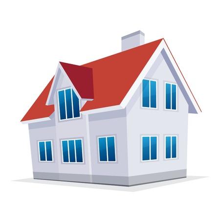 home Illustration  icon Stock Vector - 15373638