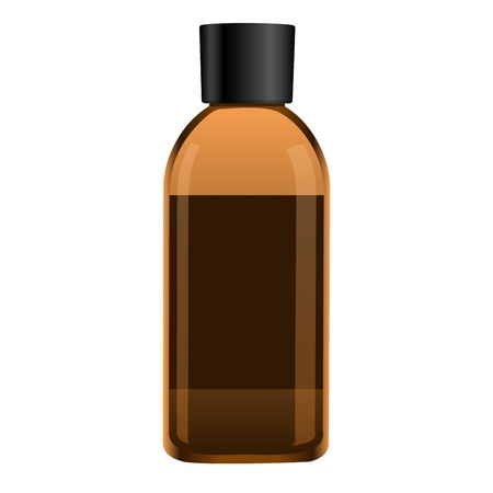 bottle for cosmetic Stock Vector - 15589681