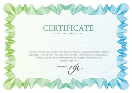 diploma: patr�n que se utiliza en el certificado, la moneda y diplomas