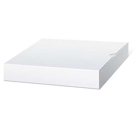 electronic device: Slim White Package Box. For electronic device