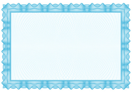 pattern that is used in currency and diplomas
