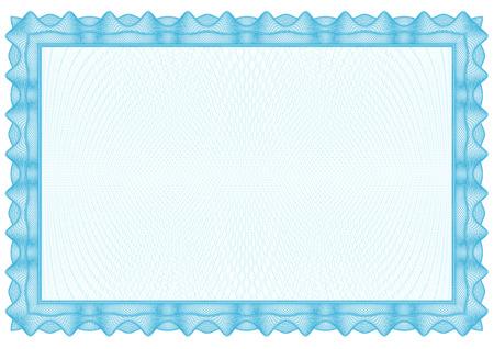 patroon dat wordt gebruikt in chartaal geld en diploma's
