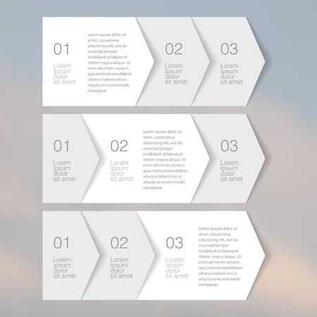 tab: Web Elements Tab Paper. vector