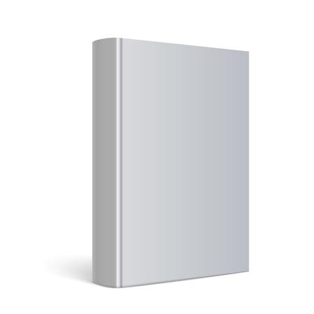 現実的な空本表紙のベクトル  イラスト・ベクター素材
