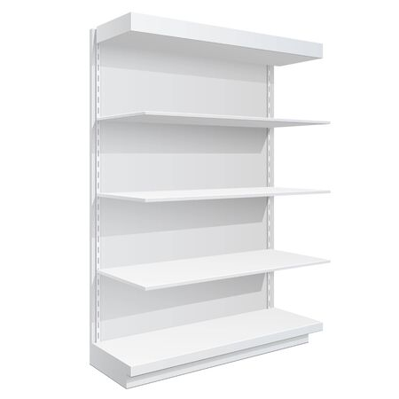 panels: Display Rack Shelves For Supermarket