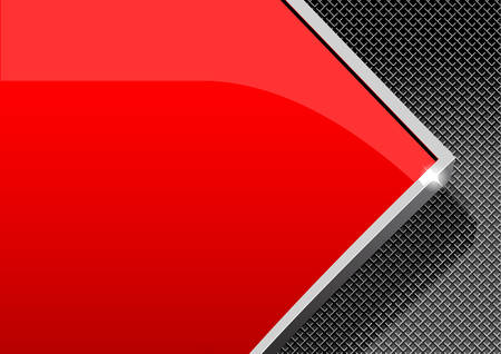digital background: Red and grey design template covers. Abstract background for a post in a social network. vector illustration.