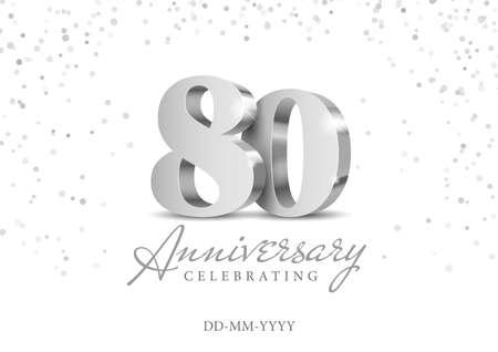 80 Years Anniversary Celebration.