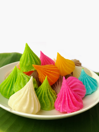colorful Thailand candy