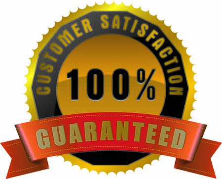 100 Percentage Satisfaction banner flag Vector Graphics Vektorgrafik