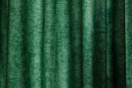 Green fabric textile texture
