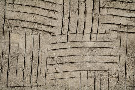 Grunge cracked gray plaster surface texture Stok Fotoğraf