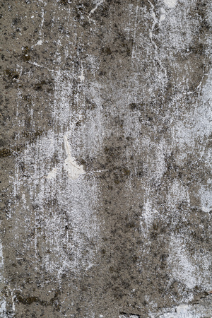 Grunge cracked concrete wall surface texture Stok Fotoğraf