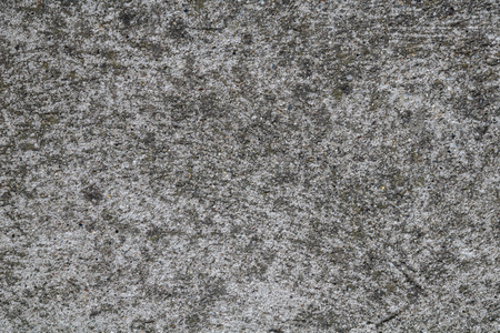 Gray aged concrete wall surface texture