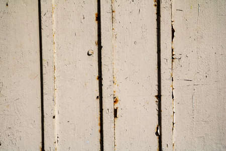 Old rusty aged white grunge metal surface high quality texture background
