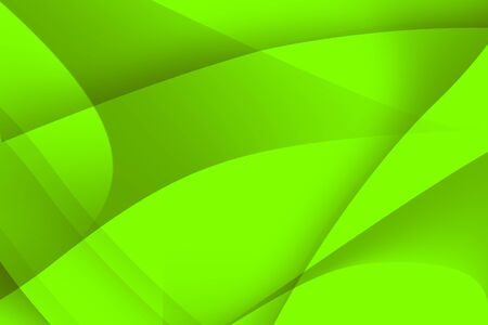 The beautiful green background illustration