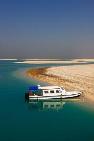 synoniem: De Wereld Islands in Dubai is synoniem met de economische crash van 2009 tot op heden geen belangrijke project is gebouwd op deze eilanden en blijven ze verlaten