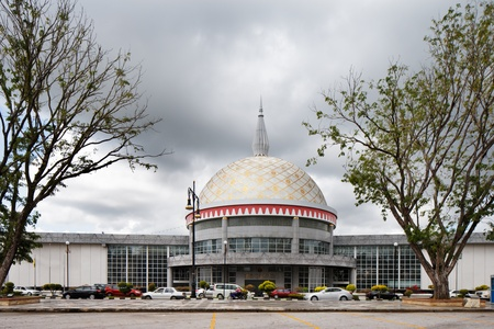 The Royal Regalia Museum of Brunei s capital Bandar Seri Begawan Editorial