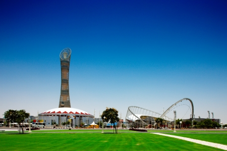 The Aspire Stadium and  tower served as the focal point for the 15th Asian Games hosted by Qatar in December 2006, and is said to pay a central role in the 2022 World Cup