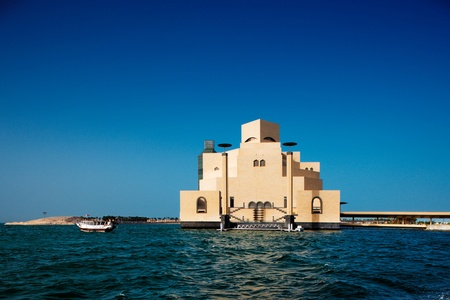 The Museum of Islamic Art, is arguably Doha s most prized architectural icon  It was designed by the world famous architect IM PEI