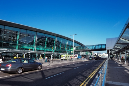 2 november: Terminal 2, Dublin Airport, Ireland opened in November 2010  This beautiful new terminal is host to the Irish, European and the big international carriers to the USA and Midd East