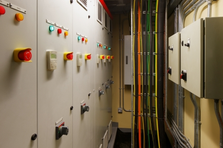 Mechanical electrical control rooms are a necessary part of every new building  They control Heat, Air Conditioning, Light and electrical power supply