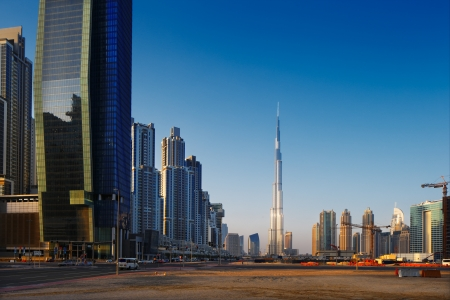 Business Bay Dubai is a mixed use development, with residential and office towers sharing the footprint equally