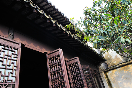 profound: Zhouzhuang is a town in Jiangsu province of China.  It is one of the most famous water townships in China, noted for its profound cultural background, the well preserved ancient residential houses and the elegant watery views