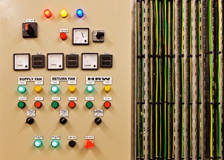 distribution board: Mechanical electrical control rooms are a necessary part of every new building. They control heat, heat recovery, air conditioning, light and electrical power supply