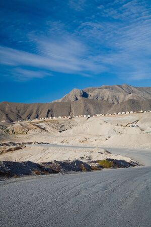 Building homes on the edges of public land in Las Vegas to keep up with explosive growth
