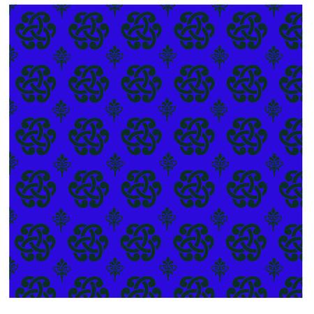 scottish ornamental vector background Illustration